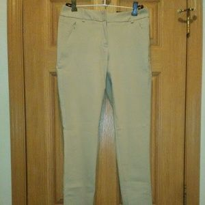 The Limited Exact Stretch Ankle Pants Sz 0 NWT!